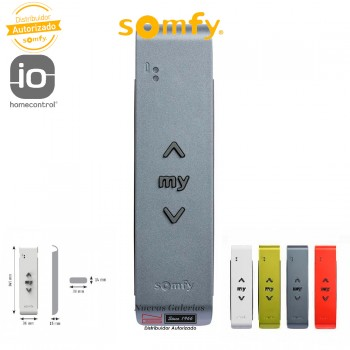 Situo 1 IO Titane Remote Control | Somfy