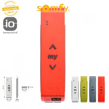 Mando a distancia Situo 1 IO Orange - 1800465 | Somfy
