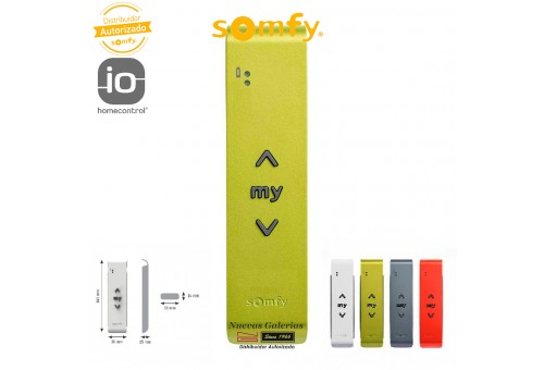 Situo 1 IO Green Remote Control | Somfy
