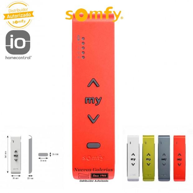 Telecomando multicanale radio IO Situo 5 Orange | Somfy