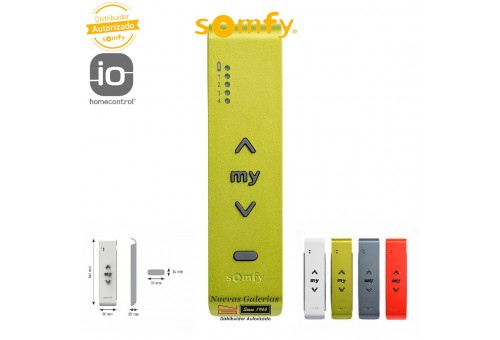 Télécommande Situo 5 IO Green | Somfy