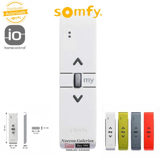 Situo Variation A/M 1 IO Pure Remote Control | Somfy
