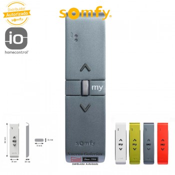 Situo Variation A/M 1 IO Titane Remote Control | Somfy