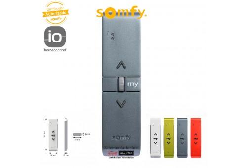 Télécommande Situo Variation A/M 1 IO Titane | Somfy