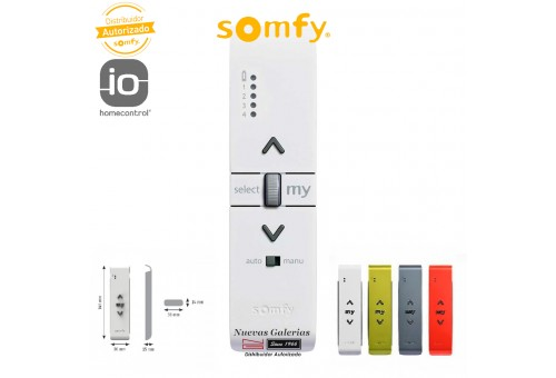 Télécommande Situo Variation A/M 5 IO Pure | Somfy