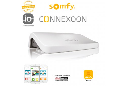 Connexoon Window Smart Home IO - 1811429 | Somfy