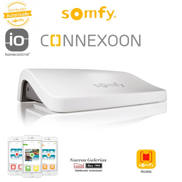 Connexoon Access Smart Home IO - 1811429 | Somfy