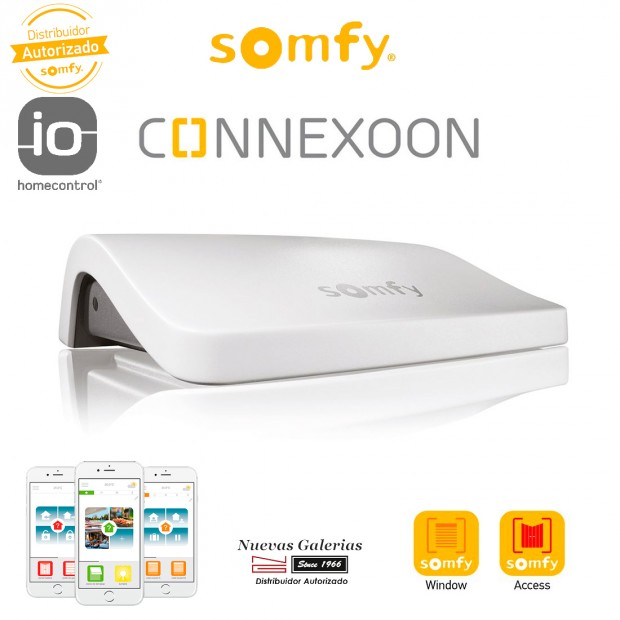 Connexon BOX Window & Access IO - 1811465 | Somfy