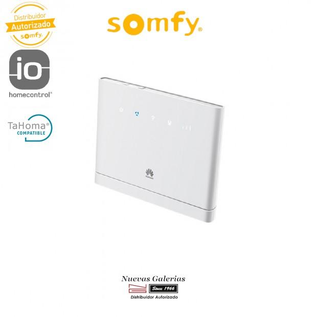 Router movil Huawei + 3 años conexión IO | Somfy