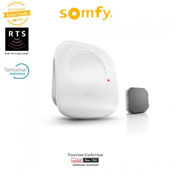 Termostato programmabile radio connesso - 2401499 | Somfy