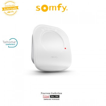IO Smart Home Cable Thermostat - 2401242 | Somfy