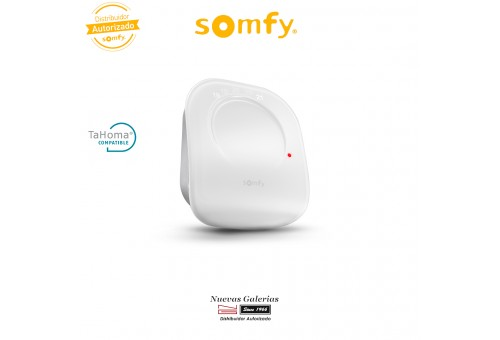 Thermostat connecté filaire - 2401498 | Somfy