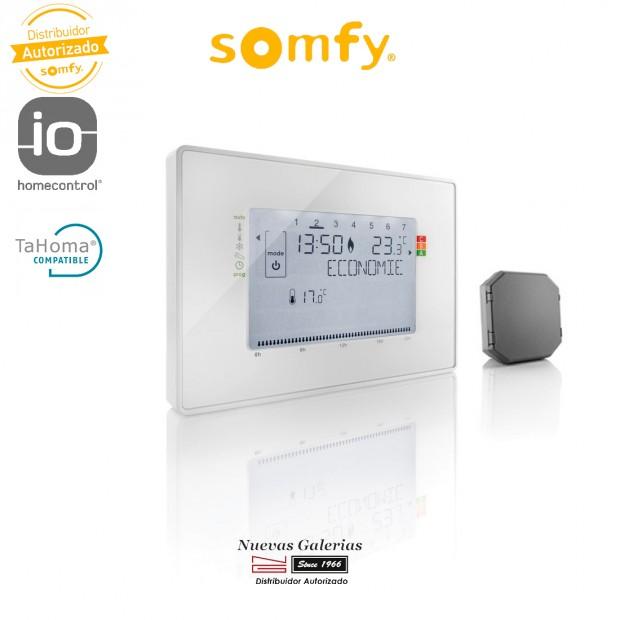Termostato Programmabile radio senza fili - 2401242 | Somfy