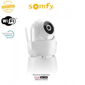 Visidom ICM100 Caméra intérieure motorisée - 2401189 | Somfy