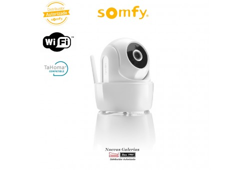 Camera motorizzata di Sorveglianza da interno ICM 100 - 2401189 | Somfy
