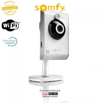 Camera IP di Sorveglianza da interno IC 100 - 2401291 | Somfy