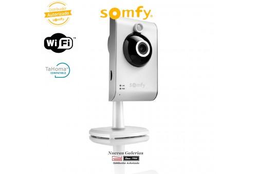 Camera IP di Sorveglianza da interno IC 100 - 2401291 | Somfy