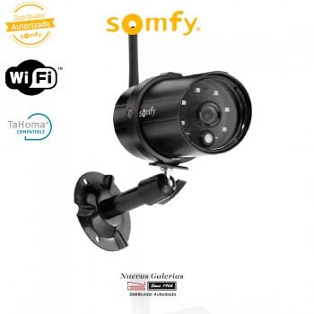 Visidom OC100 Outdoor IP Kamera HD WiFi - 2401188 | Somfy