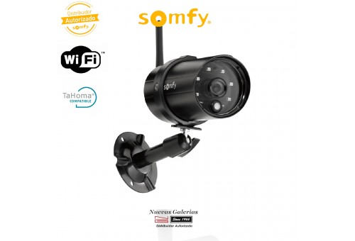 Visidom OC100 Outdoor IP Kamera HD WiFi - 2401188 | Somfy