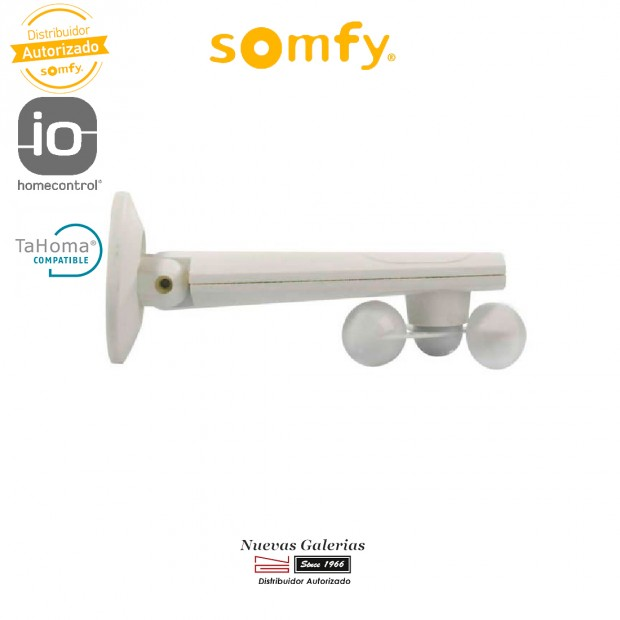 Sensore vento Eolis Wirefree IO - 1816084 | Somfy