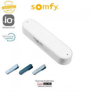 Capteur vent Eolis 3D Wirefree IO Blanc - 9016355 | Somfy