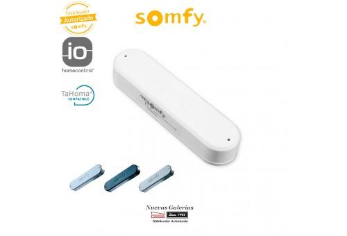 Sensor de Viento Eolis 3D Wirefree IO Blanco - 9016355 | Somfy