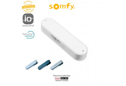 Sensore vento wireless Eolis 3D Wirefree io - Bianco - 9016355 | Somfy