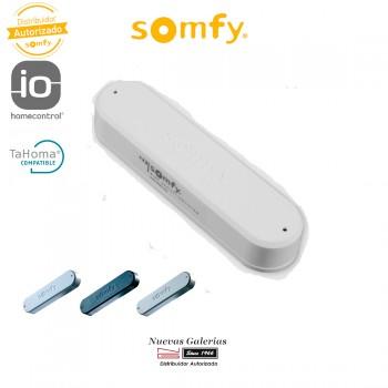 Sensor de Viento Eolis 3D Wirefree IO Blanco Opaco - 9016353 | Somfy