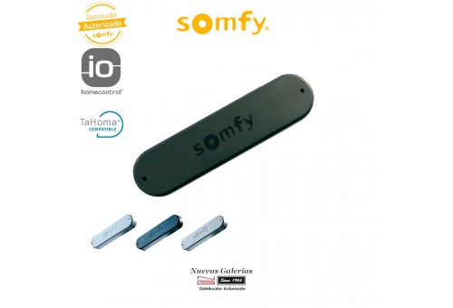 Sensore vento wireless Eolis 3D Wirefree io - Nero - 9016354 | Somfy