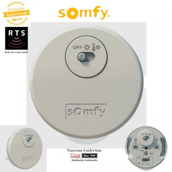 Sonnensensor Thermosunis Indoor Wirefree RTS - 9013708 | Somfy