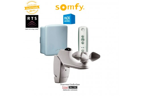 Kit SOLIRIS RTS - 1818207 | Somfy