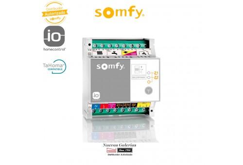 Stromverbrauchszähler 3 Phasen IO - 1822455 | Somfy