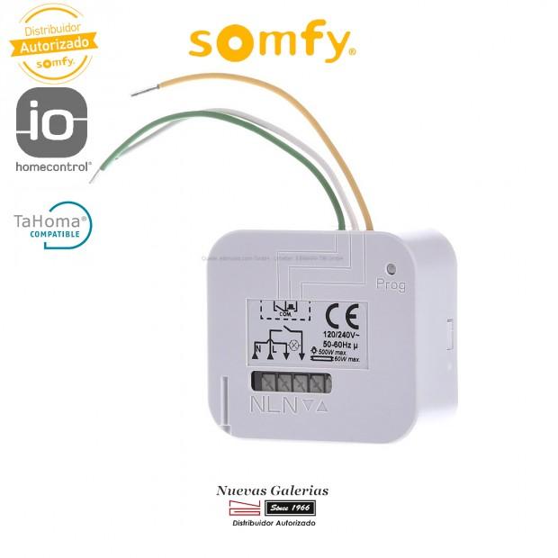 Lighting Inwall Receiver RTS UP-Empfänger für Lichtsteuerung - 1811251 | Somfy