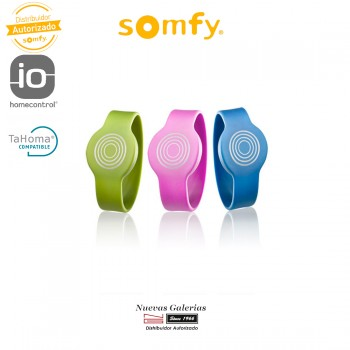 Pack of 3 Children's Connected Lock Bracelets - 2401403 | Somfy