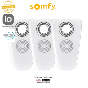 Kit di 3 chiavi connesse bloccate - 2401402 | Somfy