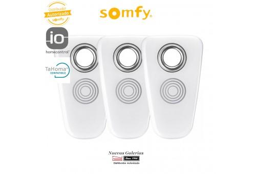 Pack of 3 Keys Connected Lock - 2401402 | Somfy