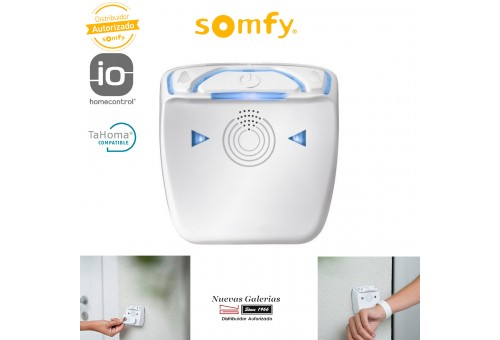 Badge Reader Connected Lock - 2401399 | Somfy