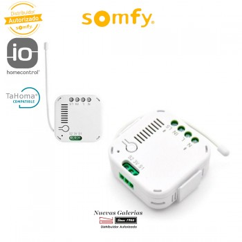 Receiver Zwabe Dimming Micro-module - 1822488 | Somfy