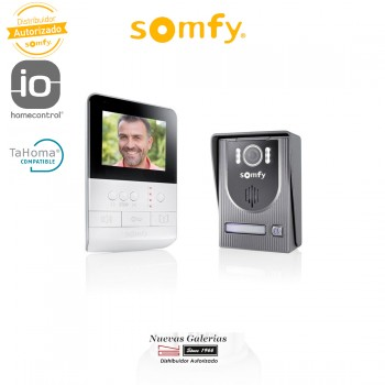 Video door entry V100 - 24011330 | Somfy
