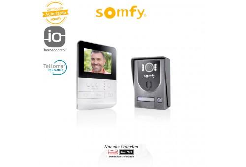 Video Türöffnung V100 - 24011330   Somfy