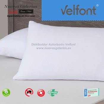 Funda de Cuscino Antiacaro bianca | Velfont