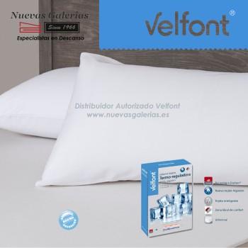 Funda de Cuscino Termo-reguladora Blanca | Velfont