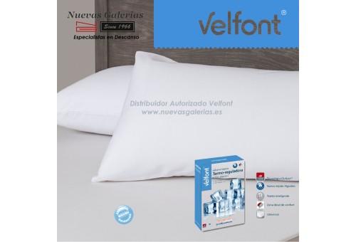 Funda de Almohada Termo-reguladora Blanca | Velfont