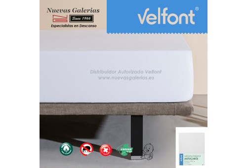 Drap Housses Velfont | anti-acariens 60x120