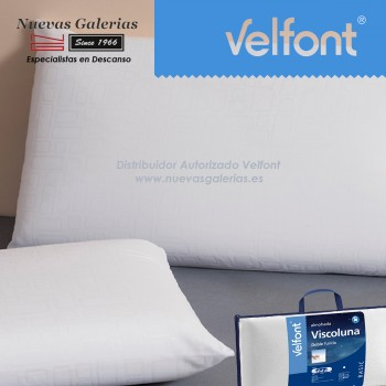 Memory Foam Pillow | Velfont Viscoluna