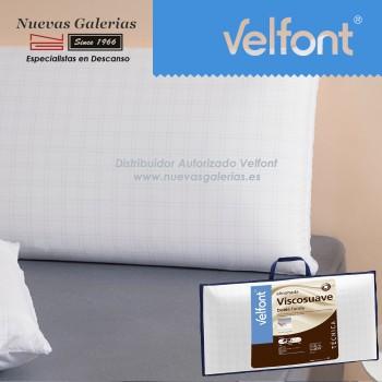 Almohada viscoelastica anti-stress Viscosuave | Velfont