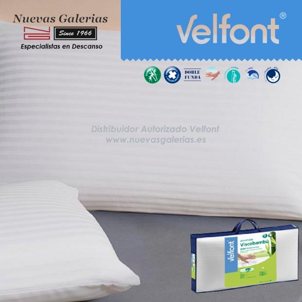 Almohada viscoelastica Viscobambú | Velfont