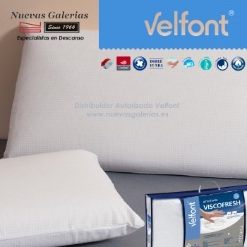 Almohada Viscoelástica Viscofresh | Velfont