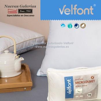 Mikrofaser-Daunenkissen | Velfont Micro-Duvet