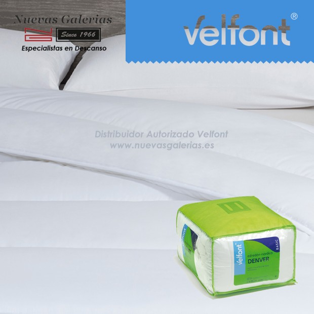 Relleno Nordico DENVER 250 grs | Velfont